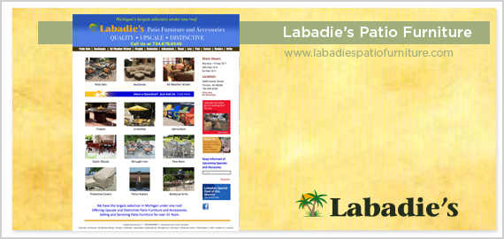 Labadie's Patio Furniture