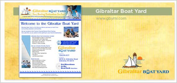 Gibralter Boat Yard